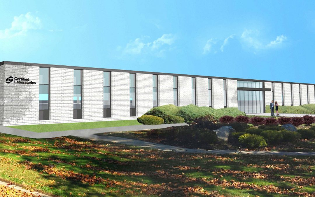 Our New Laboratory In Melville, NY!