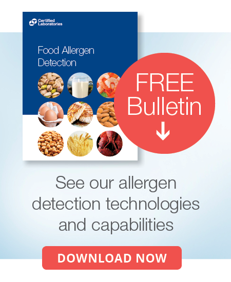 Download Free Food Allergen Detection Bulletin